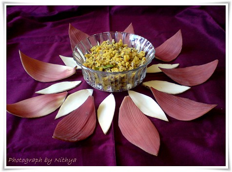 Plantain flower curry | by nits food clicks