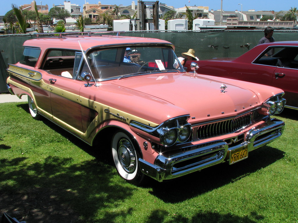 Ford Station Wagon >> A '50's Family Land Yacht - The 1957 Mercury Colony Park S… | Flickr