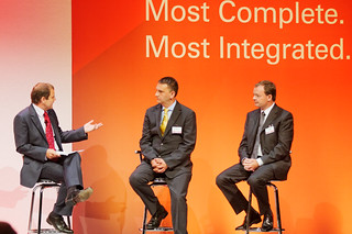Oracle customers discuss BI | by Oracle_Photos_Screenshots