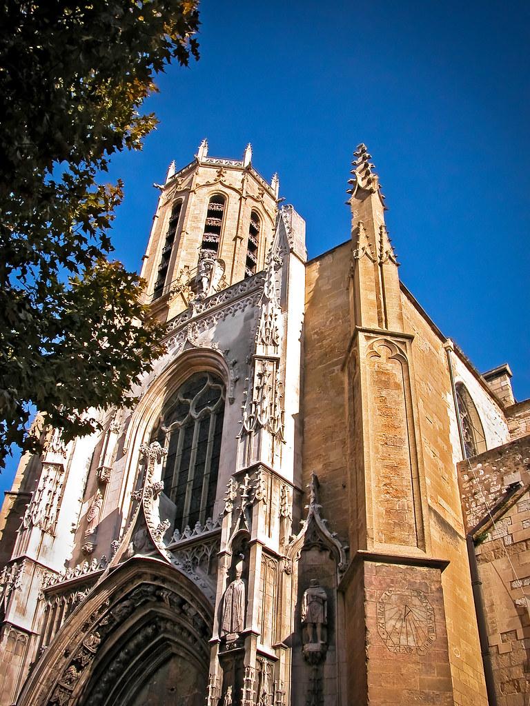 cath drale saint sauveur d 39 aix the holy saviour cathedral flickr. Black Bedroom Furniture Sets. Home Design Ideas
