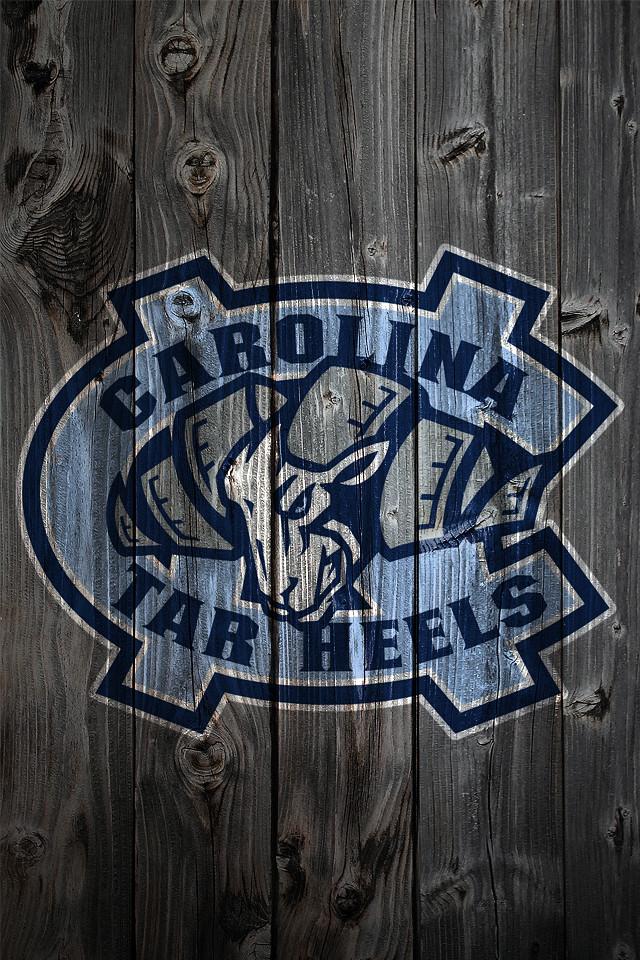 North Carolina Tar Heels Wood iPhone 4 Background | North ...