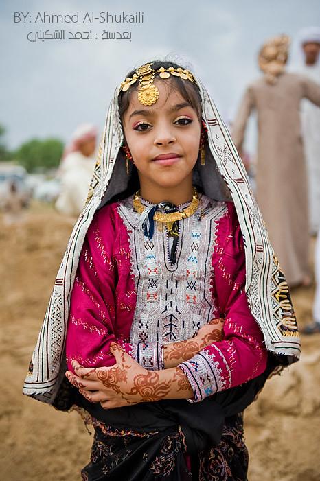 Beautiful Cloths Of Women In Qatari