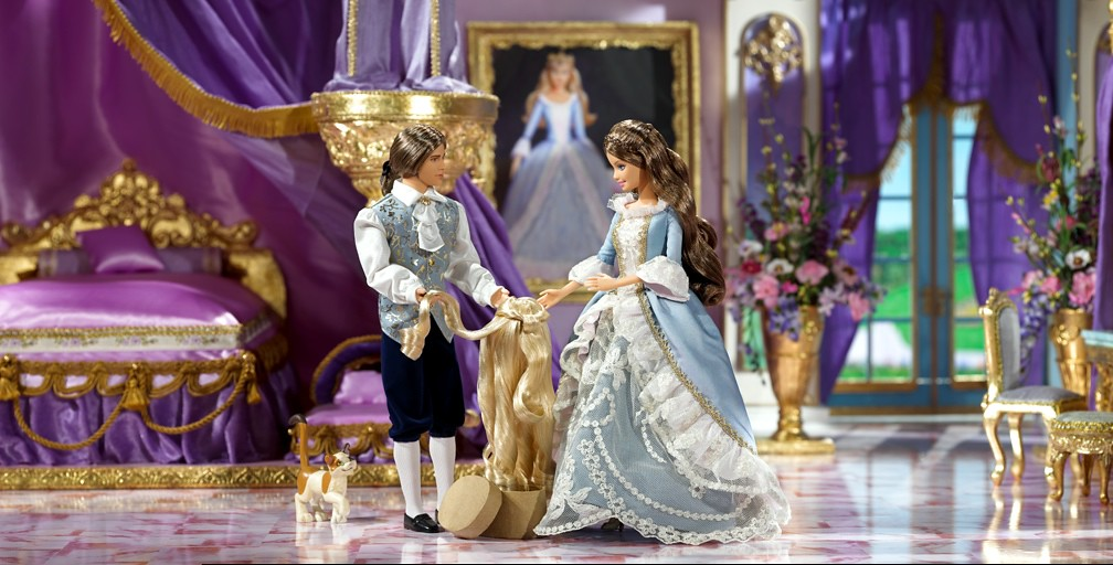 Barbie Princess And The Pauper Bedroom Still Model Maker