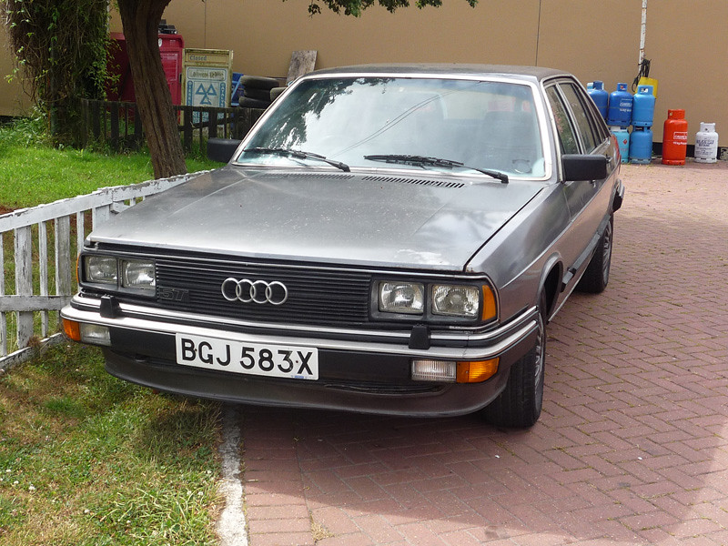 1981 audi 200 5t turbo spot of the week maybe month or e flickr. Black Bedroom Furniture Sets. Home Design Ideas