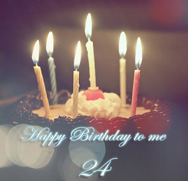 "Happy Birthday to me "" 24 ""   °~ M ♥ ~°   Flickr"