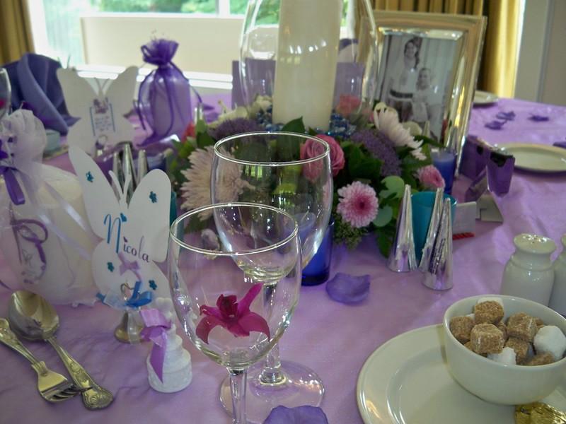 flowers scottish weddings