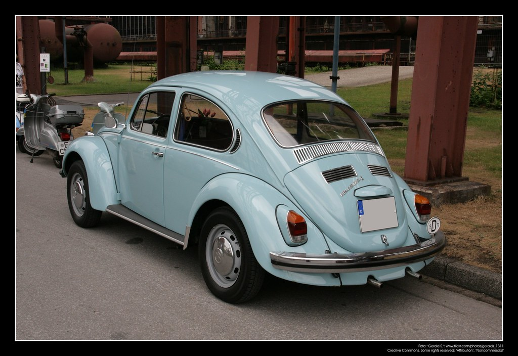 Build A Ford >> 1970 VW Käfer 1302 L (01) | The Volkswagen Type 1 is an ...