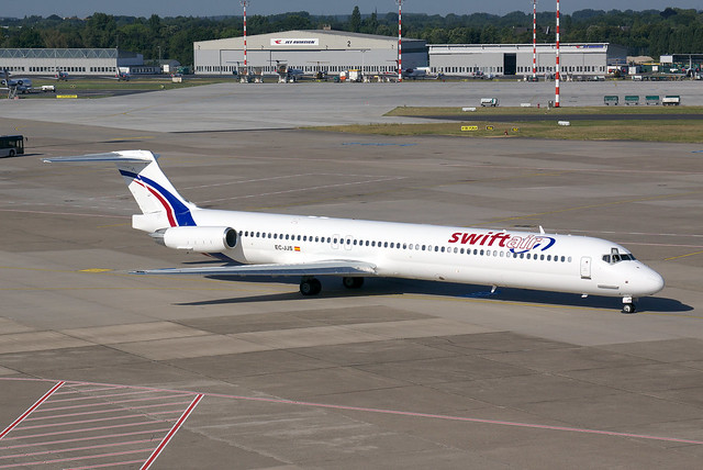 Air Airline Swift (Swift Air). Official site. 2