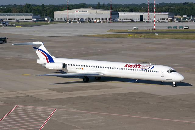 Airの航空会社スウィフト(Swiftの空気)。 公式サイト。 2