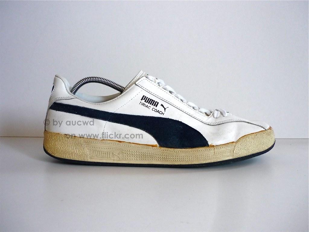 puma shoes 80s