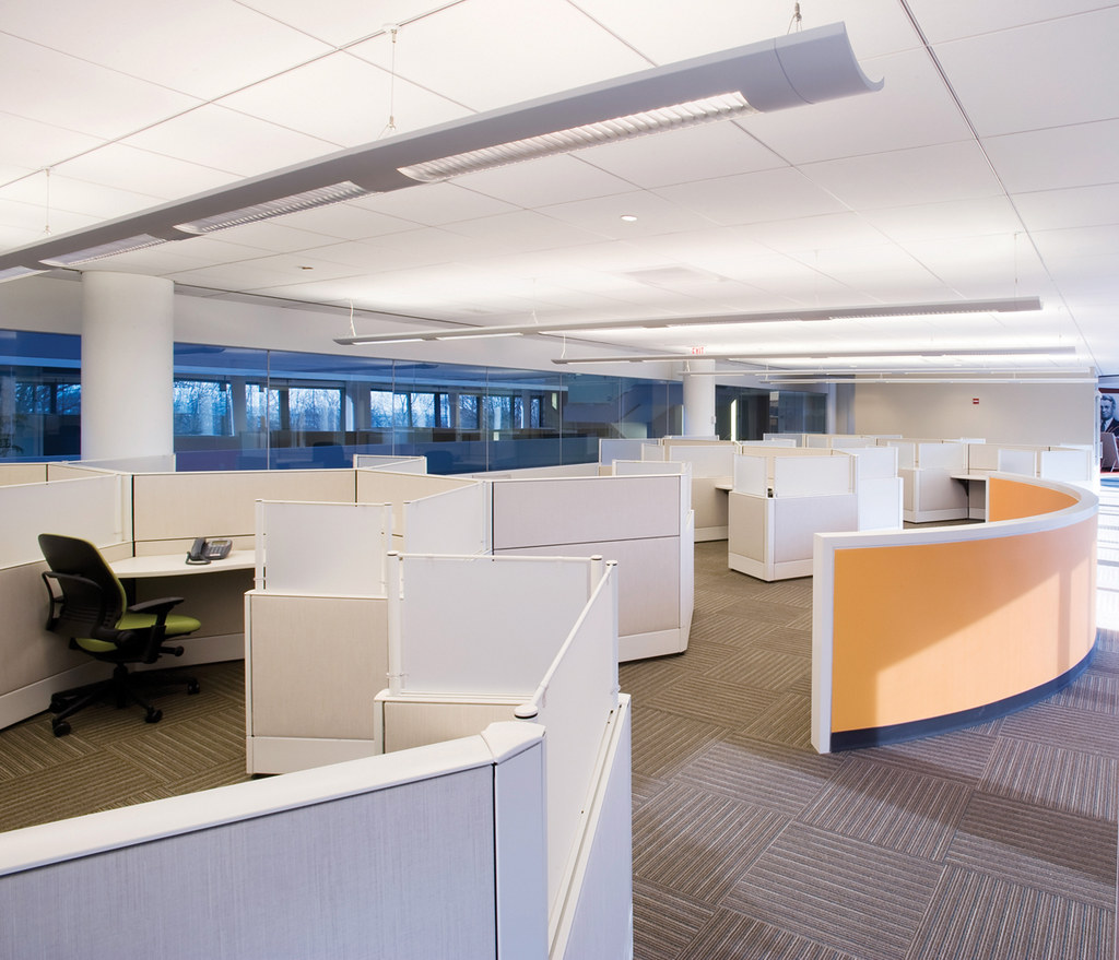 ... Indirect Lighting For Offices | By Finelite