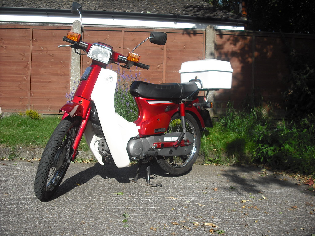 honda c90 my 1996 honda c90 only one previous owner. Black Bedroom Furniture Sets. Home Design Ideas