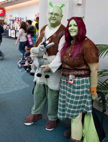Shrek Family | by uncle_shoggoth