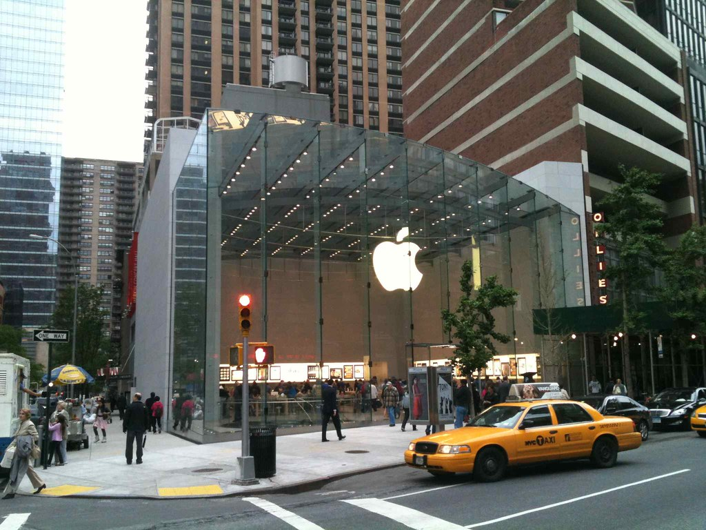 Apple store uws