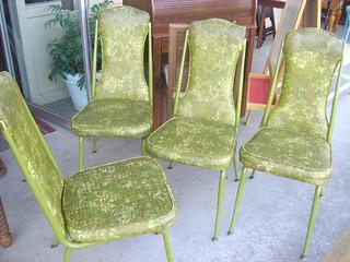 Vinyl Dining Room Chair Protectors