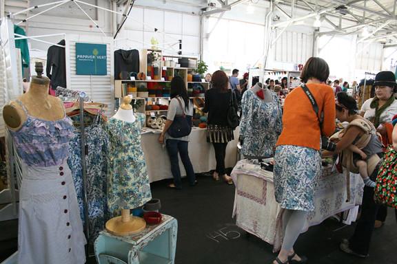 Craft Fair Sf Fort Mason