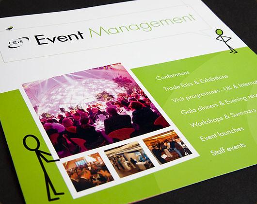 ceis events management brochure