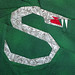 slytherin crest pieced by schenleyp