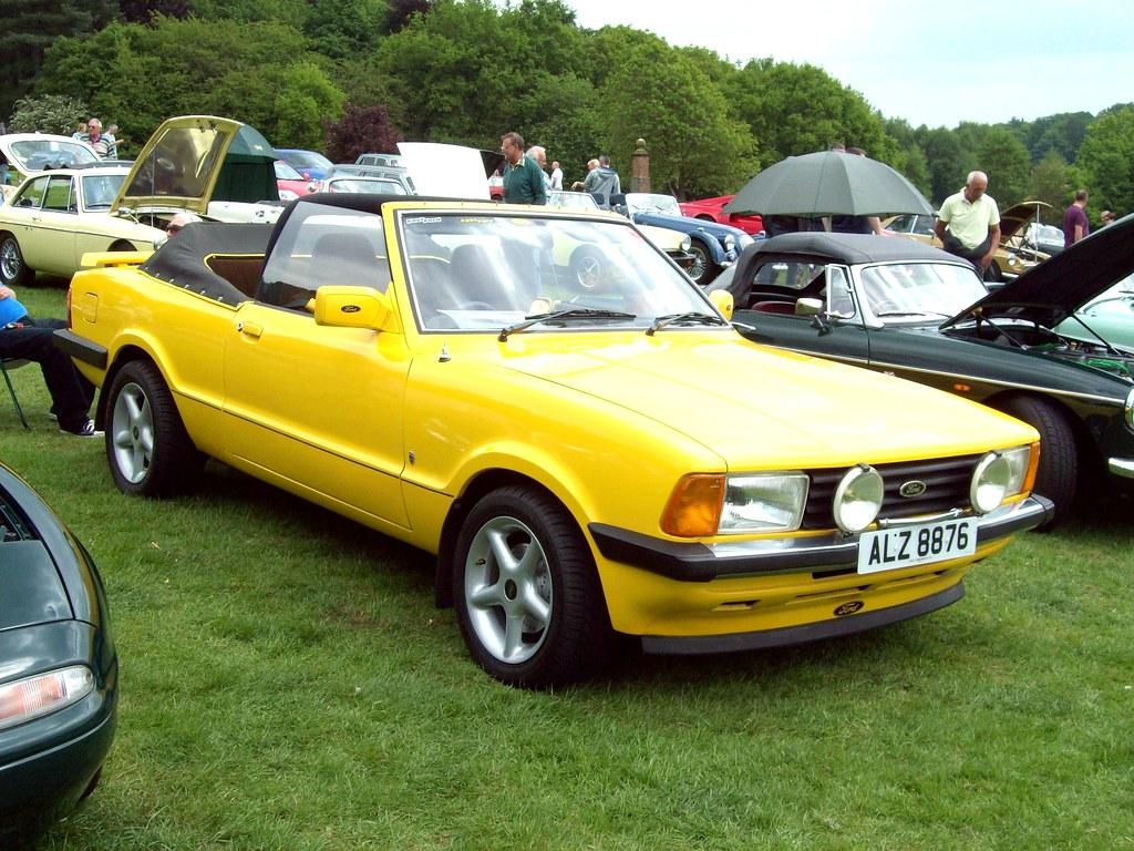 61 Ford Cortina Mk.IV Convertible (Conversion) (1976-79 ...