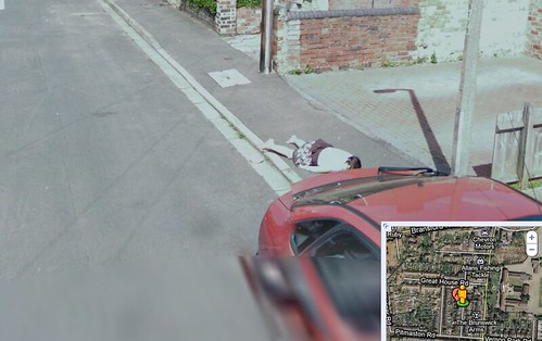 Dead Girl Stat on Google Maps | by rustybrick