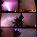 Thunderstorm over Vienna