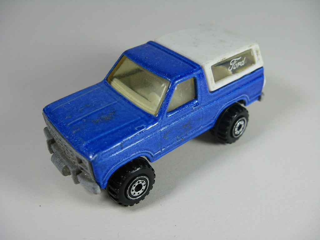 Hot Wheels 1980 Ford Bronco Went Into The Crawlspace Earli Flickr Frame By Ncnick