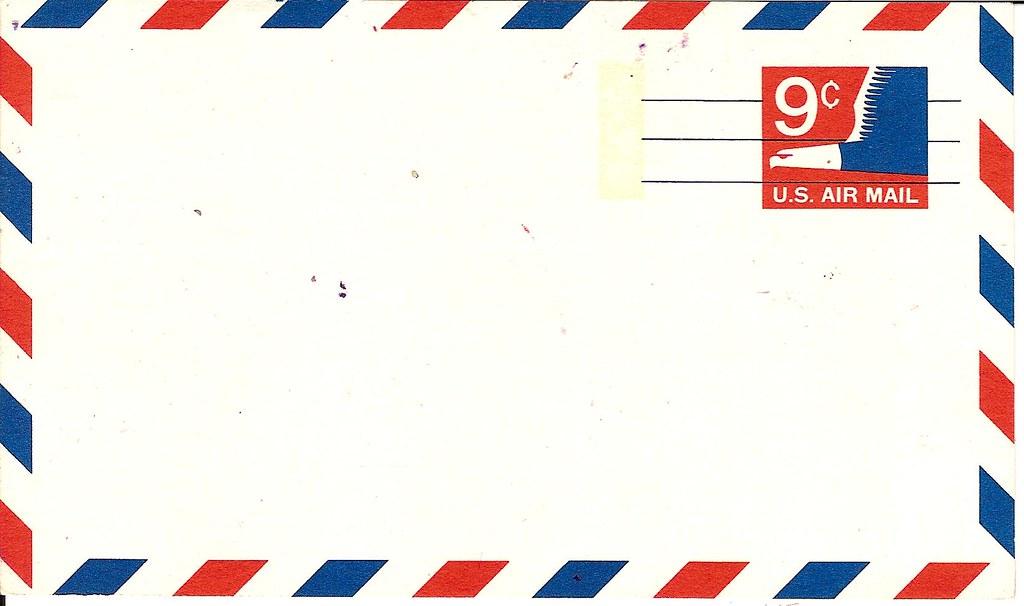 Airmail Postcard Annie Flickr