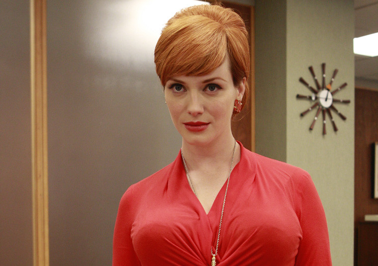 Mad men big boob star