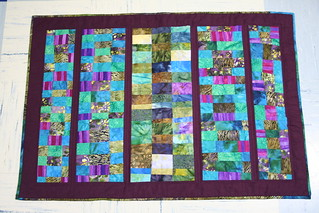 ICE Challenge Quilt for Vicki (front) | by Mle BB