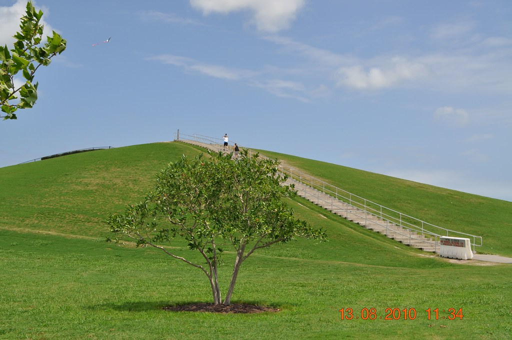 Mount Trashmore Virginia Beach Virginia