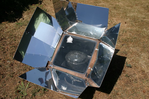 Solar Oven | by BreadnBadger