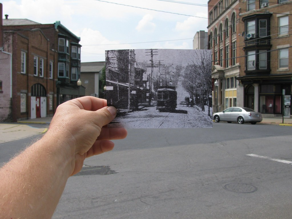 ... Bangor, PA 100+ Years | The photo in my hand was fr… | Flickr Water In Hand