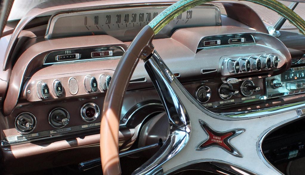 1960 Dodge Dart Phoenix 4 Door Hardtop 4 Of 10