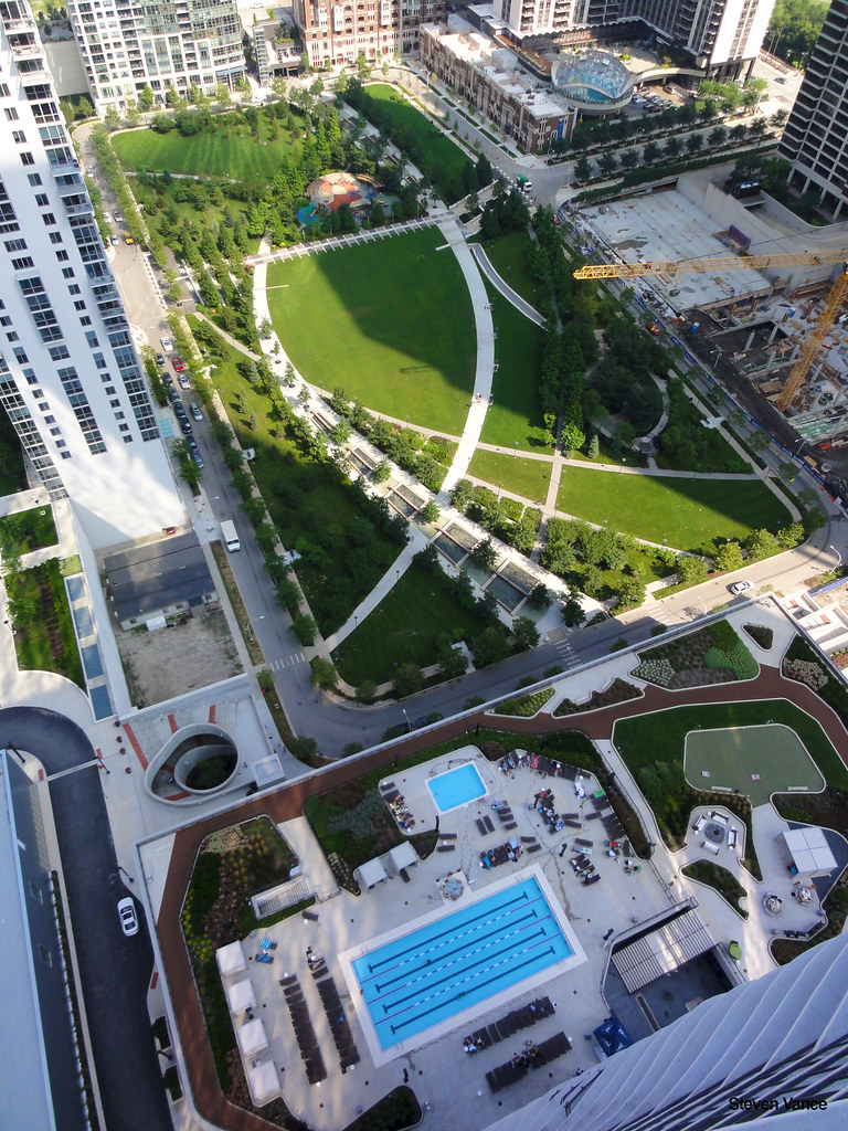 Lakeshore East Park By Magellan Development Let S Say