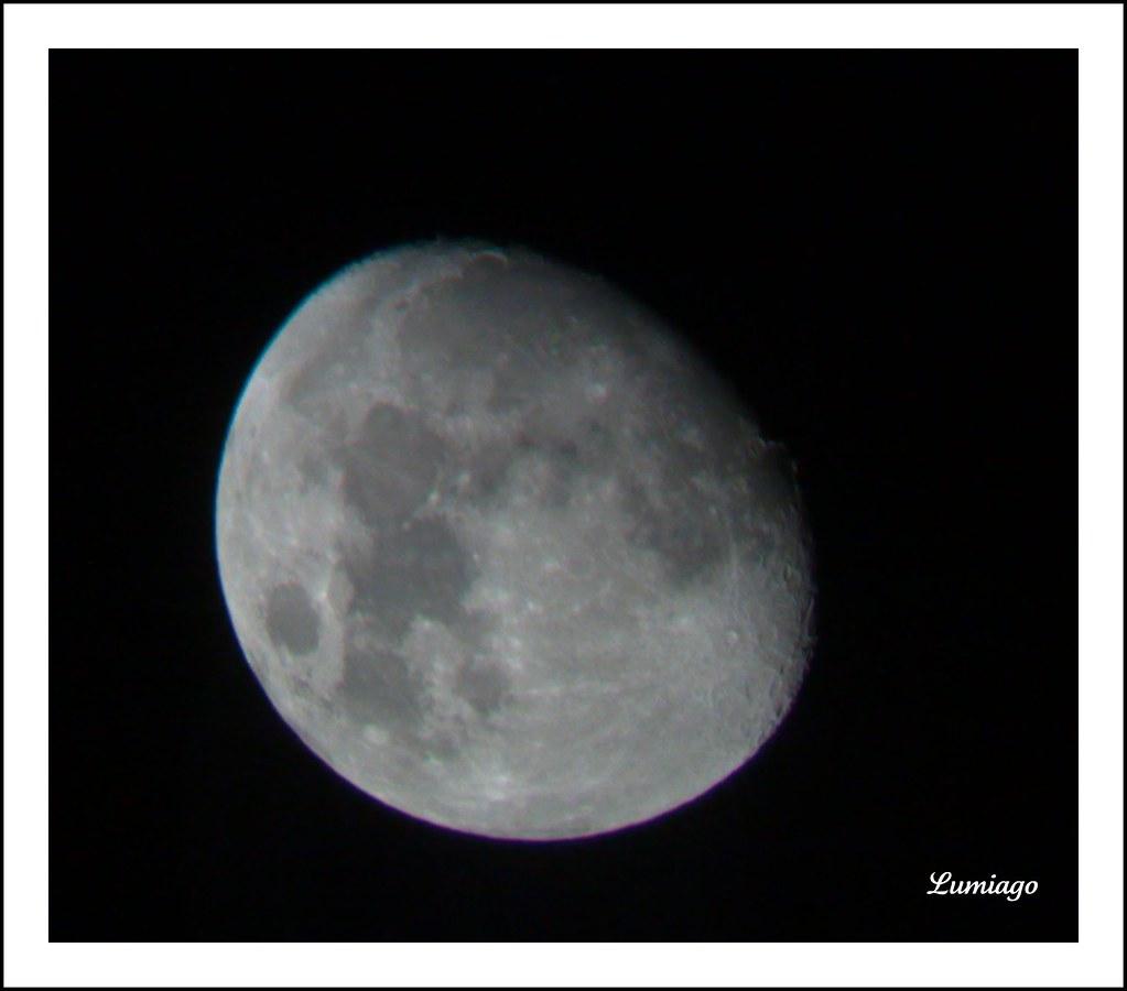 Cuarto menguante... | Lumiago | Flickr