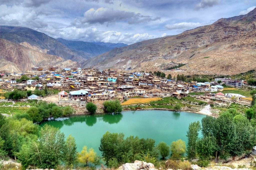 Hd Wall Of Humachal: Nako Lake, Kinnaur Valley, Shimla, Himachal Pradesh