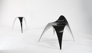 Gaudi Chair + Stool | by Freedom Of Creation