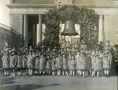 Panama Pacific International Exposition: Farewell to the Liberty Bell | by Winterthur Library