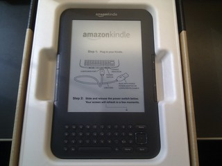 Welcome home Mr Kindle | by zugaldia