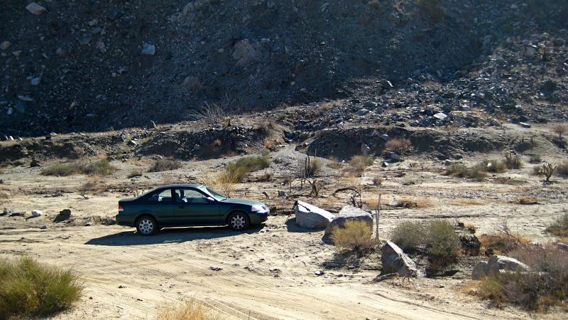 Joshua Tree National Park Geology Tour Road Pinyon Well Flickr