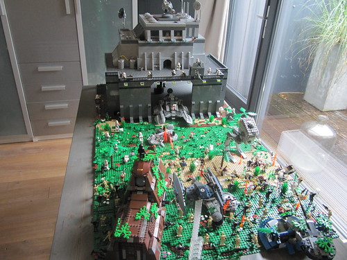 Star Wars Clone Base Star Wars Clone Base on