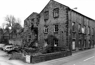 Wolsley Shed 1970s or Walton's Mill 1970s (Addingham, West Yorkshire) | by Addingham Archive