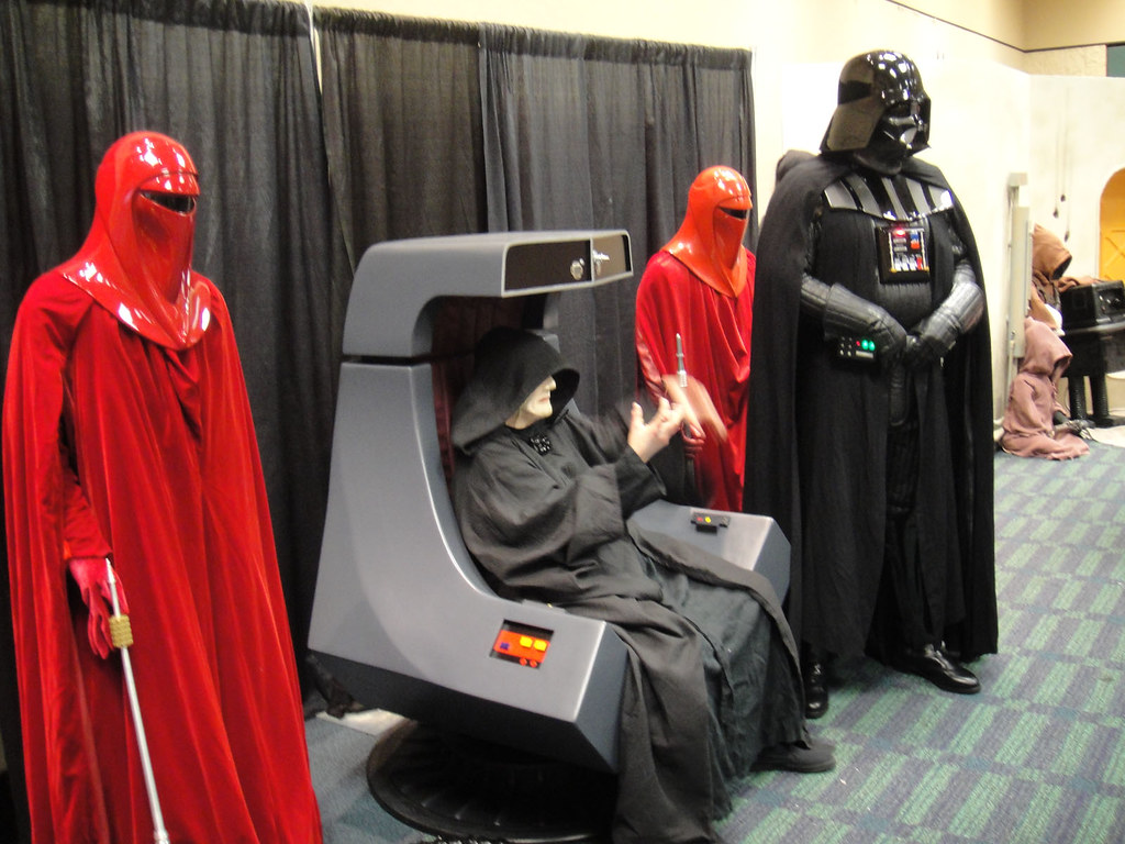 Star Wars Celebration V 501st Room The Emperor Royal