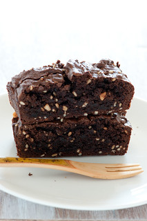 peanut butter brownies-3 | by jules:stonesoup