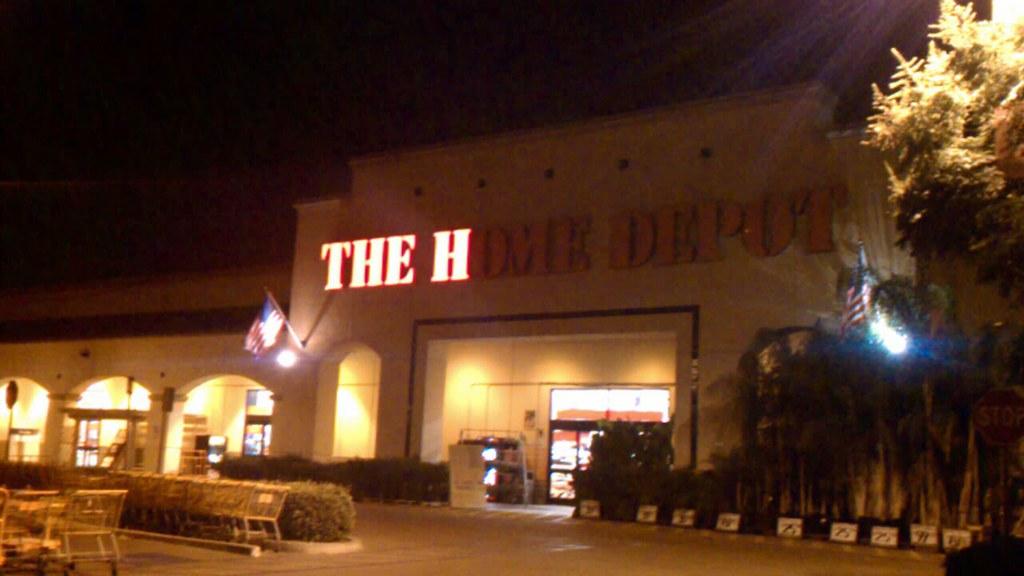 Home Depot Santee Rentals