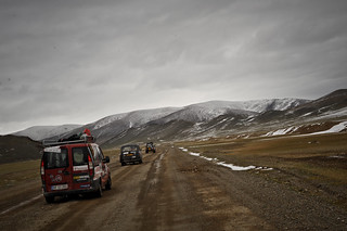 Driving Into Mongolia! | by goingslowly