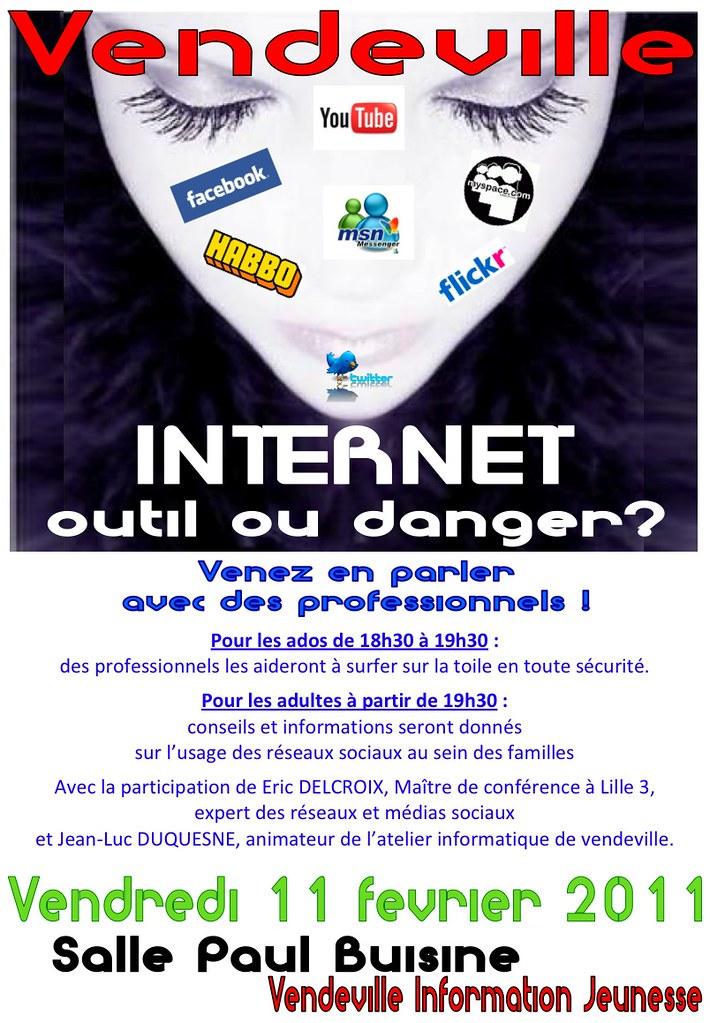 Rencontre sur internet danger