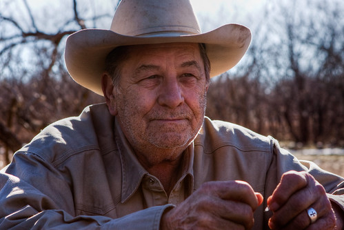 A Rancher's Face Of Wisdom | by Michael Tuuk