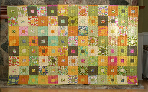 Fall Equinox quilt complete | by freshlypieced