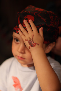 Kids-Pirate-Tattoo-Latest-Design-for-2011 | by nfriedma2000